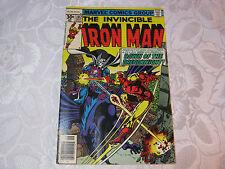THE INVINCIBLE IRON MAN NO 102  SEPT  MARVEL COMIC  T*