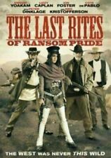 The Last Rites of Ransom Pride (DVD, 2017) Free Shipping in Canada