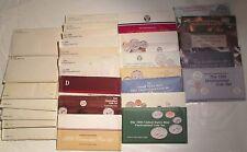 1968 to 1998 US Mint Mint sets (29 Set) 69 70 73 75 76 81 96 97  Mint Set COA