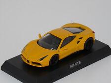 Ferrari 488 GTB yellow 1:64 Kyosho Ferrari Collection 12