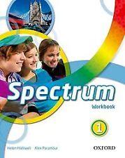 Spectrum 1. Workbook. NUEVO. Envío URGENTE. LIBRO DE TEXTO (IMOSVER)