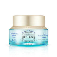 [The FACE Shop] The Therapy Royal Made Moisture Blending Formula Cream 50ml