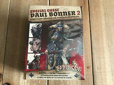 Zombicide - Special Guest: Paul Bonner 2 - Edge - Cmon - Black Plague