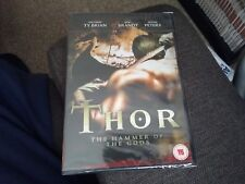 Thor - The Hammer Of The Gods (DVD, 2012) new and sealed freepost