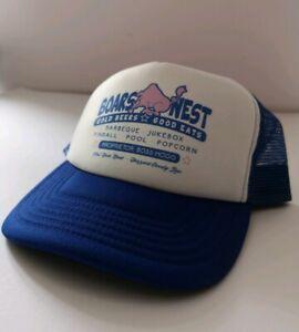 Boars Nest Snapback Hat - Dukes of Hazzard Vintage Trucker Retro Cap - TV 80s