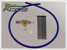 NXS MANUAL BOOST CONTROLLER MBC & INSTALLATION KIT DSM GSX GST WRX EVO RX7 BLUE
