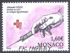 Monaco 2004 Mi 2734 ** Czerwony Krzyż Red Cross Rote Kreuz Croix-Rouge