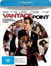 Vantage Point (Blu-ray) NEW & SEALED ~FAST SHIPPING ~ 100% Genuine Oz Release