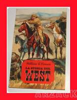 WILLIAM T.CARSON La Soria Del West DE AGOSTINI 1963