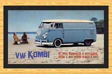 VW KOMBI BAR RUNNER MAT