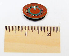 ROULETTE WHEEL PIN - NICE!