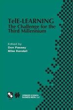 TelE-Learning : The Challenge for the Third Millennium 102 (2013, Paperback)