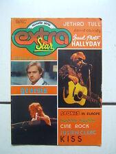 Magazine EXTRA star  num  2 - aout   1976  -  pas de poster