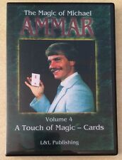 Magic of Michael Ammar Volume 4 by Michael Ammar - DVD - Magic Tricks