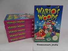 WARIO's Woods-Nintendo 8 bits-NES-NEUF-PAL - jamais ouvert une