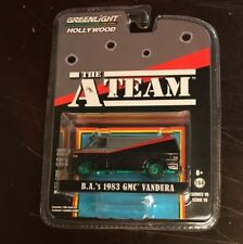 GREEN MACHINE * BA's 1983 GMC Vandura * The A Team * Greenlight Hollywood