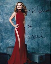 GIADA DELAURENTIIS Autographed Signed Photograph - To Patrick
