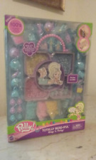 Polly Pocket Totally Bead-iful Rings and Things - New