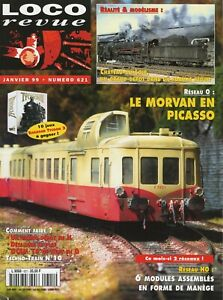 Loco Review 621 Of 1999, Build Un Grand Depot IN N