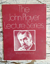 Vincent Price original special book