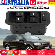 13 Pins Master Power Window Switch for Ford Territory SX SY TX Illuminated HOT