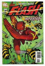 The Flash  #244 DC Comics 2008 VF