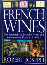 French Wines by Robert Joseph, First Edition, SC BRAND NEW Wine Growing