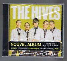 THE HIVES CD (NEW) TYRANNOSAUROS HIVES ( WALK IDIOT WALK)