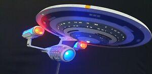 Effect LED lighting kit for Star Trek USS Enterprise NCC 1701-C 1/1400
