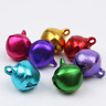 10 Cloche 14mm x 11mm Grelots Metal Mixte Clochette Jingle Bell