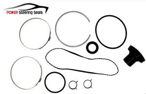 POWER STEERING RACK AND PINION SEAL/REPAIR KIT FITS FORD F150 2015-2018