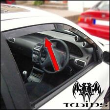 Deflettori Antiturbo Anteriori Oscurati Fiat Punto 5 Porte I serie 176 1993-1999
