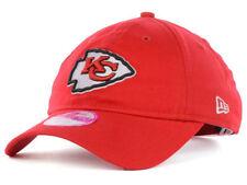 Kansas City Chiefs NFL Sideline Adjustable Hat Cap New Era 940 Women's Ladies KC
