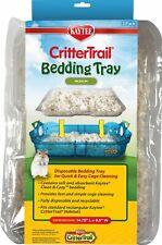 New listing Kaytee Crittertrail Bedding Tray 3Pk/14.75X9.5In