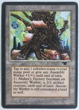 Magic the Gathering Antiquities Mishra's Factory Spring MP