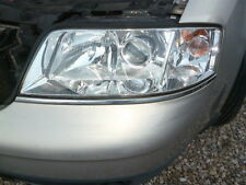 Audi A6 xenon headlamp passenger side 1999 2000 2001 also breaking rest of car