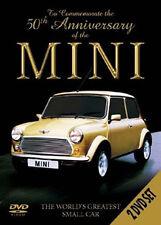 DVD:THE MINI - 50TH ANNIVERSARY - NEW Region 2 UK