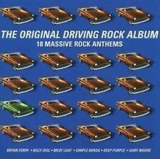 The Original Driving Rock CD - Deep Purple, Bryan Ferry, Simple Minds, Meat Loaf