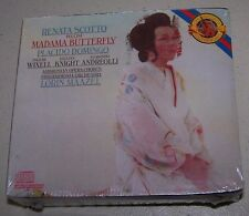 Puccini: Madama Butterfly (CD, Oct-1990, 2 Discs, CBS Records)