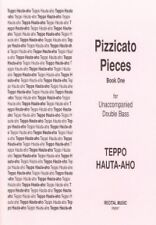 PIZZICATO PIECES BOOK ONE Hauta-Aho DOUBLE BASS