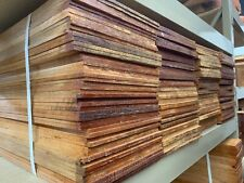 Wholesale Lot Of 10, Guitar Back & Side Dreadnought Mahogany Tonewood Book Match