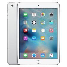 Apple iPad mini 3 64GB, Wi-Fi, 7.9in - Silver (MGGT2LL/A)