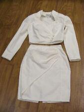 Vintage 100% Cotton Dress 2 pc Cotton and Lace Junior size 11/12