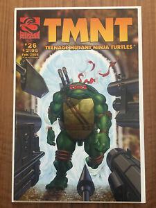 TMNT: TEENAGE MUTANT NINJA TURTLES #26 Mirage 2006 Scarce! VF/NM