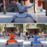 Shaolin Monk Suit Martial Arts Tai chi Uniform Wing Chun Kung Fu Sports Clothes