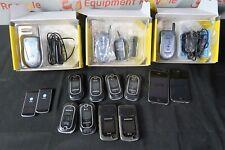 Iphone Samsung Nextel At&T Phone Walkie Talkie Laptop Connect Work Phones Lot