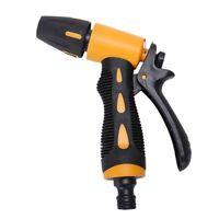 5 Function Spray Gun Garden Car Hose Sprayer Nozzle Water Pipe Sprayer Y2N2