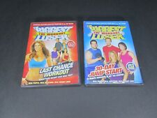 The Biggest Loser: Workout Last Chance Workout 30 Day Jumpstart Dvd Lot