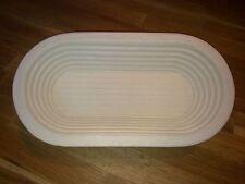 Gärkorb Gärkörbchen Brotform Holzschliff 0,75kg Brote m. Info perfekt Brotbacken