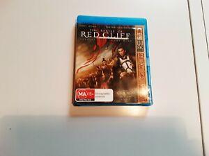"blu-ray dvd ""THE BATTLE OF REDCLIFF"" STARRINGTONY LEUNG"